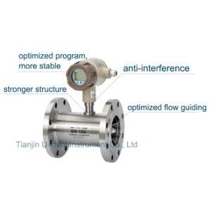 Gas Tubine Flow Sensor, Air Flow Meter, Water Intelligent Flowmeter pictures & photos