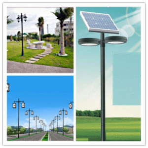 Superior Solar Powered Solar Garden Light LED Lamp pictures & photos