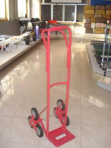 Climbing Stair Hand Trucks (HT1310B) pictures & photos