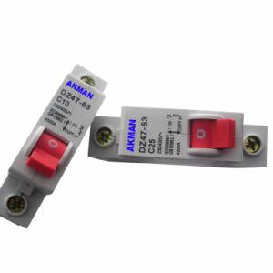 Miniature Circuit Breaker (MCB) Mini Circuit Breaker pictures & photos