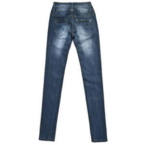2013 Man′s Fashion Jeans (MF-STW001)