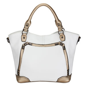 China Wholesale Lady High Quality Tote Handbag (MBLX033075) pictures & photos