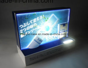 OEM ODM Custom Made Acrylic Advertising Light Box