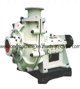 2016 High Product Slurry Pump (ZJ)