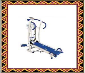 Multifunction 5 in 1 Treadmill, Flat Walker (HS-205A) pictures & photos