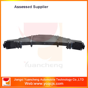 High Quality 60si2mn Leaf Spring pictures & photos