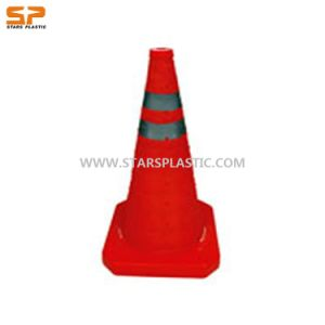 Red Collapsible Road Traffic Cones (ST-CSC-04) pictures & photos