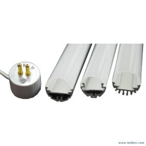 T5 Hot Sale LED Tube Housing with End Caps Set