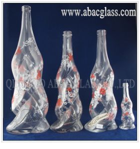 Special Shape Tequila Bottle (50ml/500ml/750ml/1000ml) pictures & photos