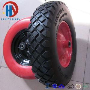 Solid Wheel PU Foam Wheel pictures & photos