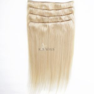 Wholesale Clip in Hair Extension pictures & photos