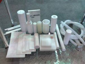 High Quality Plastic Pure PTFE Teflon Rods in China pictures & photos