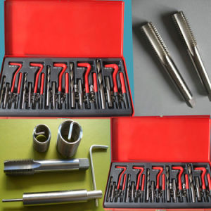 Steel Thread Insert Threading Screw Tools (M5-M12)