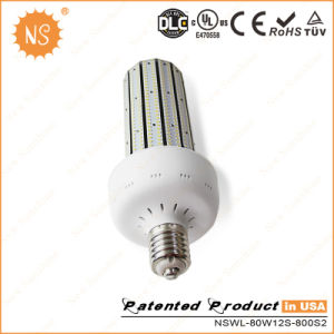 250W Metal Halide Replacement E39 80W LED Bulb Light pictures & photos