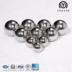 Alloy Tool Steel Ball/Rock Bit Ball/S-2 Steel Ball Manufacturer pictures & photos