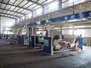 High Speed Corrugated Medium Fluting Paper Produciton Line for Sale pictures & photos