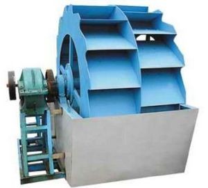 Wheel Sand Washing Machine with High Quality and Low Price