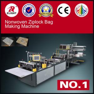 Wenzhou Non Woven Ziplock Bag Making Machine pictures & photos