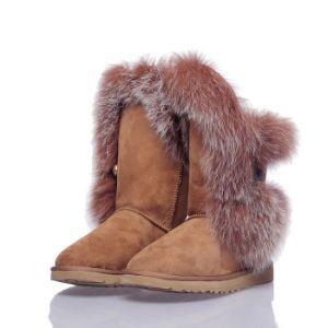 Fashion Girl Warm Shoes Boots