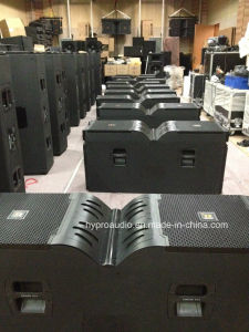 "2016 Hot Sale V25 Three Way Line Array Speaker Dual 15"" pictures & photos"