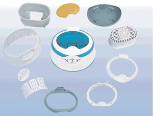 Injection Molding Parts Used for Household Products