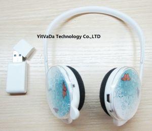 Wireless Headphone With Mic Built-in (YVD-800U)