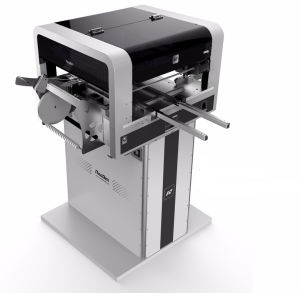 Vision Pick and Placer Machine with 48 Auto Feeders pictures & photos