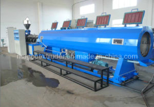 100-250mm PVC Co-Extrusion Foam Pipe Production Line/Pipe Machine pictures & photos