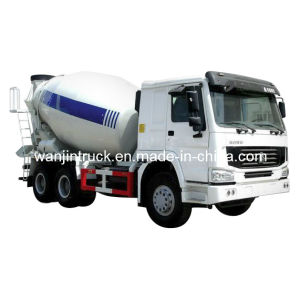 HOWO 9m3 Concrete Mixer Truck pictures & photos