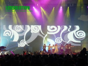 LED Curtain Display (LS-OC-P37.5) pictures & photos