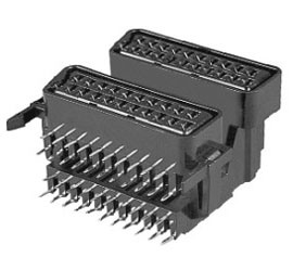 Scart 21/42-Hole Outlet (RC-4204)