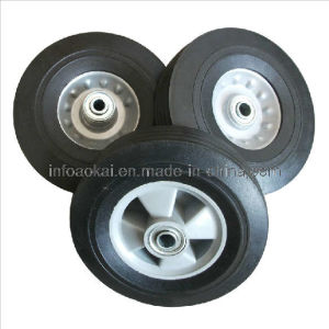 Solid Rubber Wheel 8*2.2