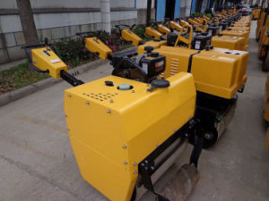 500kg High Quality Vibratory Single Drum Road Construction Machinery (JMS05H) pictures & photos