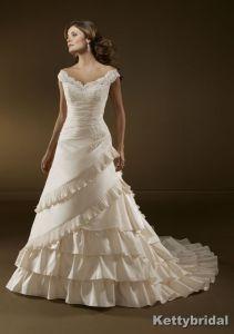 Wedding Dress&Wedding Gown (KB1020)