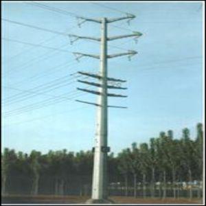 Transmission Steel Pole Steel Monopole