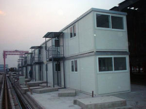 Container House 40 (SU-C127) pictures & photos