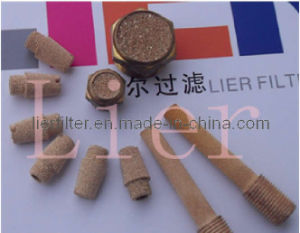 Muffler/Silencer by Sintered Bronze Powder