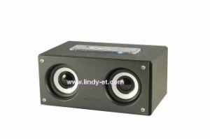 Mini Portable Speaker Wooden Speaker MDF Speaker Computer Speaker