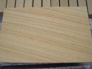Purple Standstone Floor Tile Beige Sandstone Tile pictures & photos