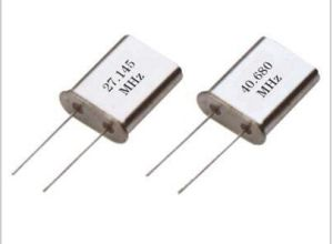 DIP Hc49u Quartz Crystal Resonator with Frequency Range 1.843MHz to 150MHz pictures & photos
