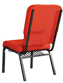 Steel Church Chair (B6066)