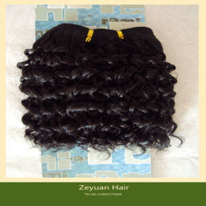 Jerry Curl Synthetic Hair Weave Synthetic Hair Extensions (S-04) pictures & photos