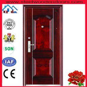 Russia Style Steel Door (QD-SD112)