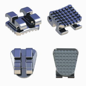 Orthodontic MIM Edgewise Brackets 0.022 pictures & photos