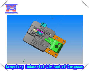 3D Design (tooling drawing) for Plastic Mould pictures & photos
