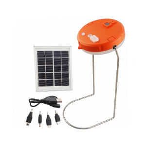 Solar Table Desk Reading Light Hand Lamp From ISO9001 Factory pictures & photos