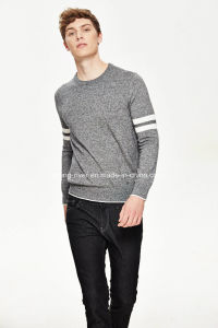 2016new Factory Round Neck Knit Men Sweater pictures & photos