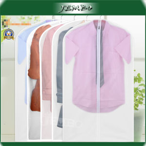 Daily Use Clothes Store Transparent PE Garment Covers pictures & photos