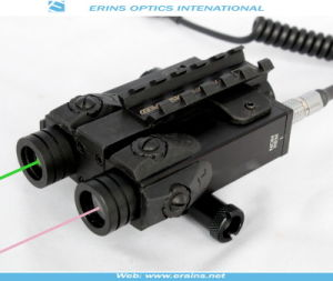 New Military Grade Dual Green Laser Sight and IR Laser Scope Combo (ES-FX-4GIR-ML) pictures & photos