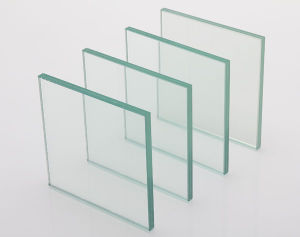Manufacturer Sale Construction Tempered Glass for Building pictures & photos
